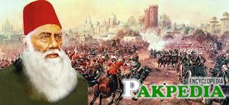 Siege of Delhi, War of Independence 1857 - Independence of [url=http://www.pakpedia.pk/doc/Pakistan]Pakistan[/url], 1857 to 1947