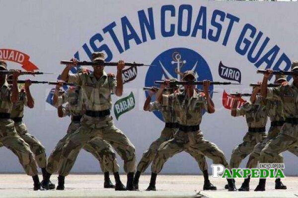 Coast guard school karachi