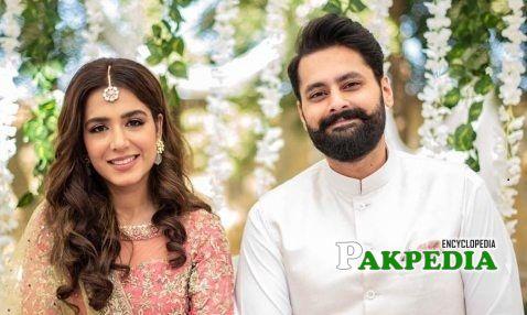 Jibran Nasir Family