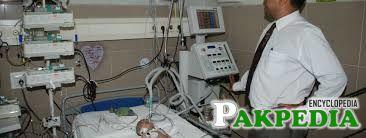 PIOC inside hospital