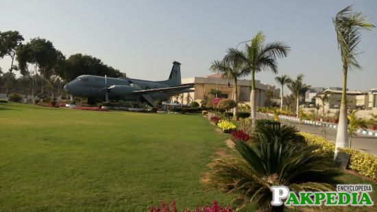 Pakistan Maritime Museum A retired Navy Plane