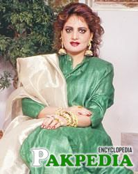 Pakistani film actress Rani