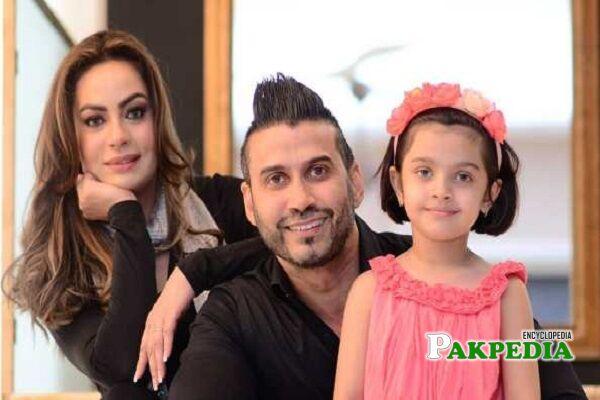 Sadia Imam Family