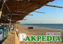 Karachi, Pakistan: Sea Beach in Manora