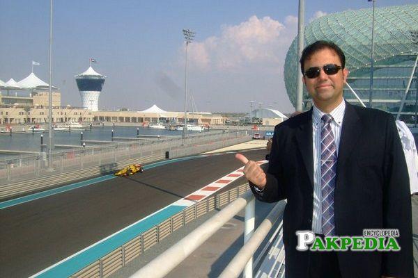Faraz Inam Biography