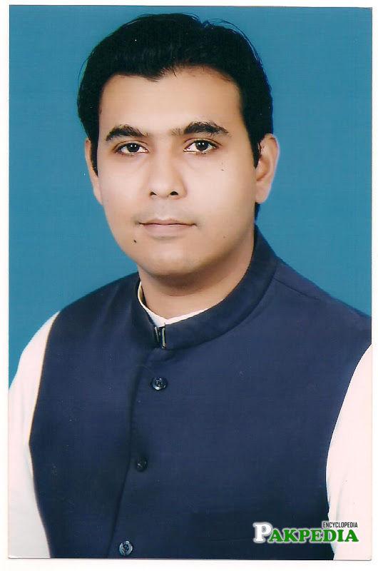 PPP senator Mustafa Nawaz