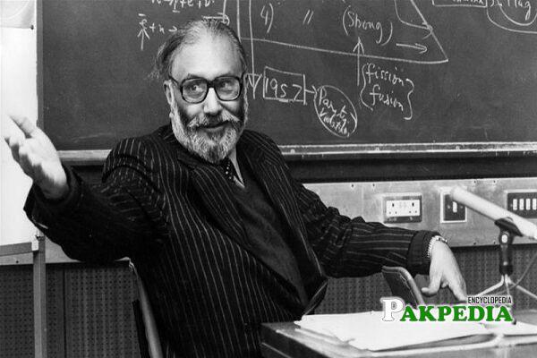 Dr Abdus Salam Biography