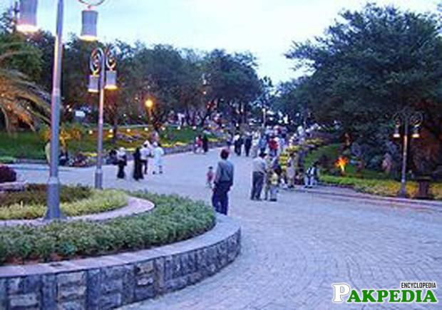 Public point Daman-e-Koh
