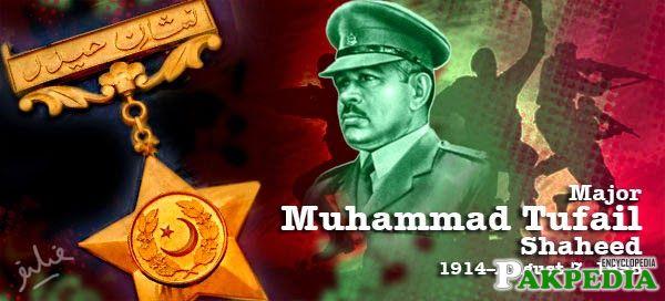 Tufail Mohammad great officer