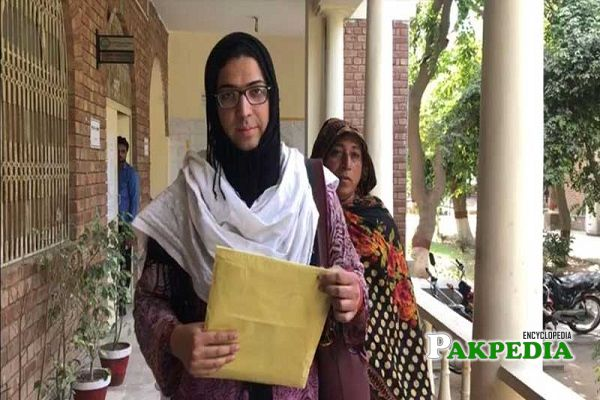 Nayab Ali is an educated Transgender