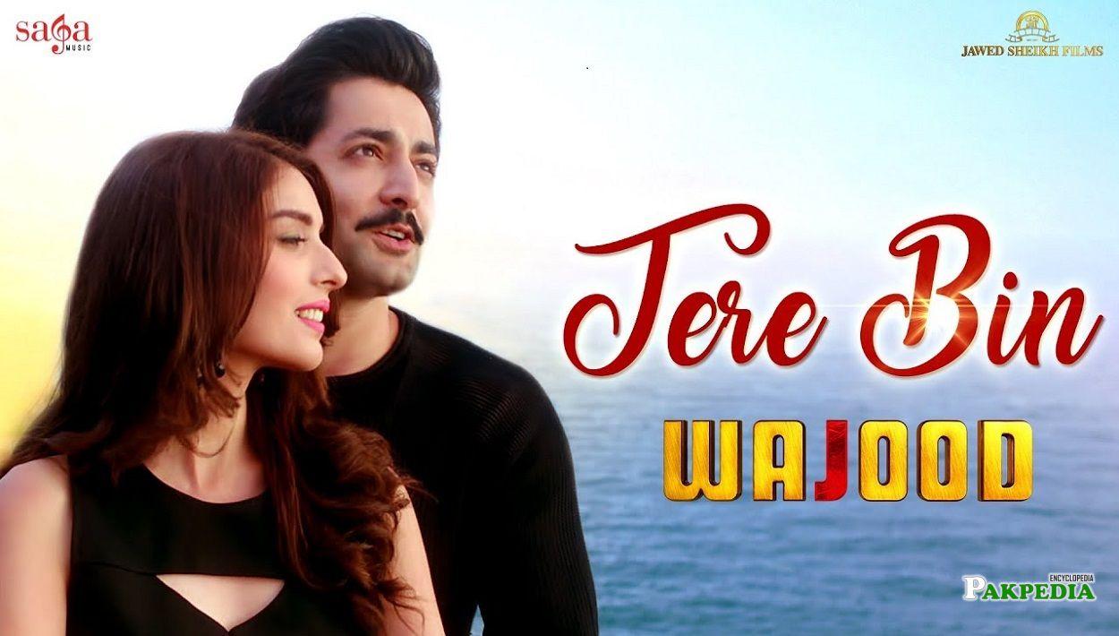 Poster of Saeeda Imtiaz movies 'Wajood'