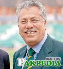 Zaheer Abbas ICC Club