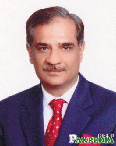 Saqib Nisar