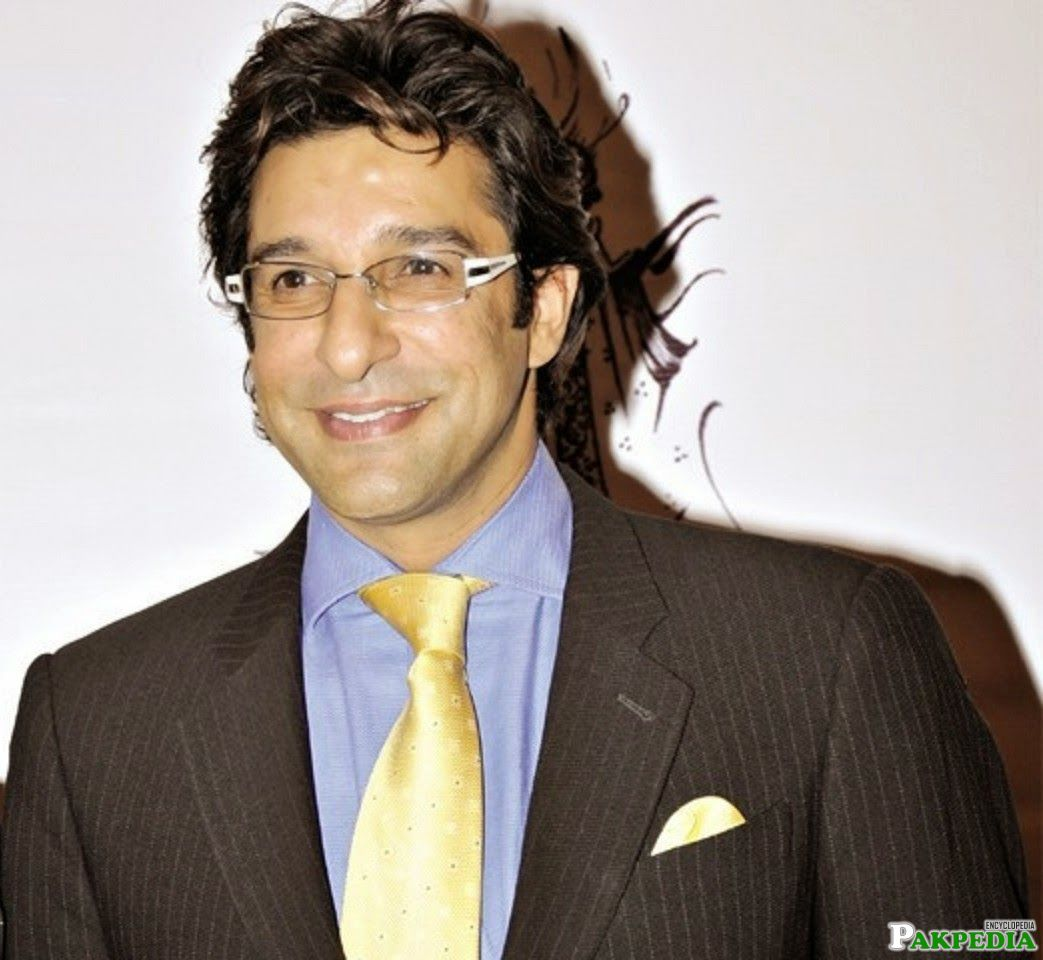 Wasim Akram has Great Career