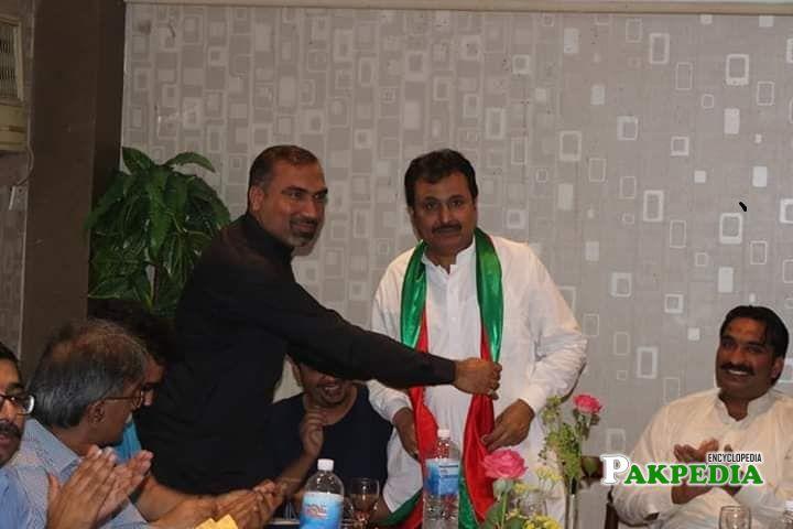 Ejaz Khan elected as MPA