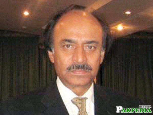 Nisar Ahmed Khuhro Great leader