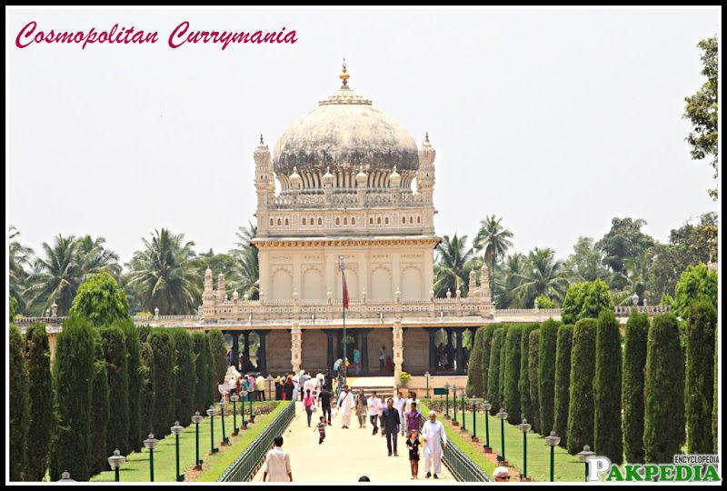 Tipu Sultan's Mausoleum, Mysore