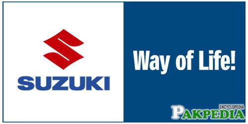Suzuki Motors (LOGO)
