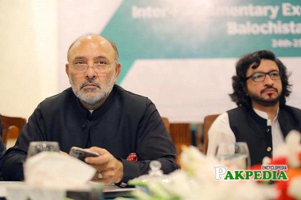 MPA Yawar Abbas Bukhari