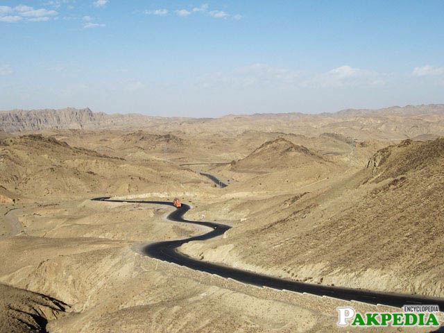 Nushki Roads