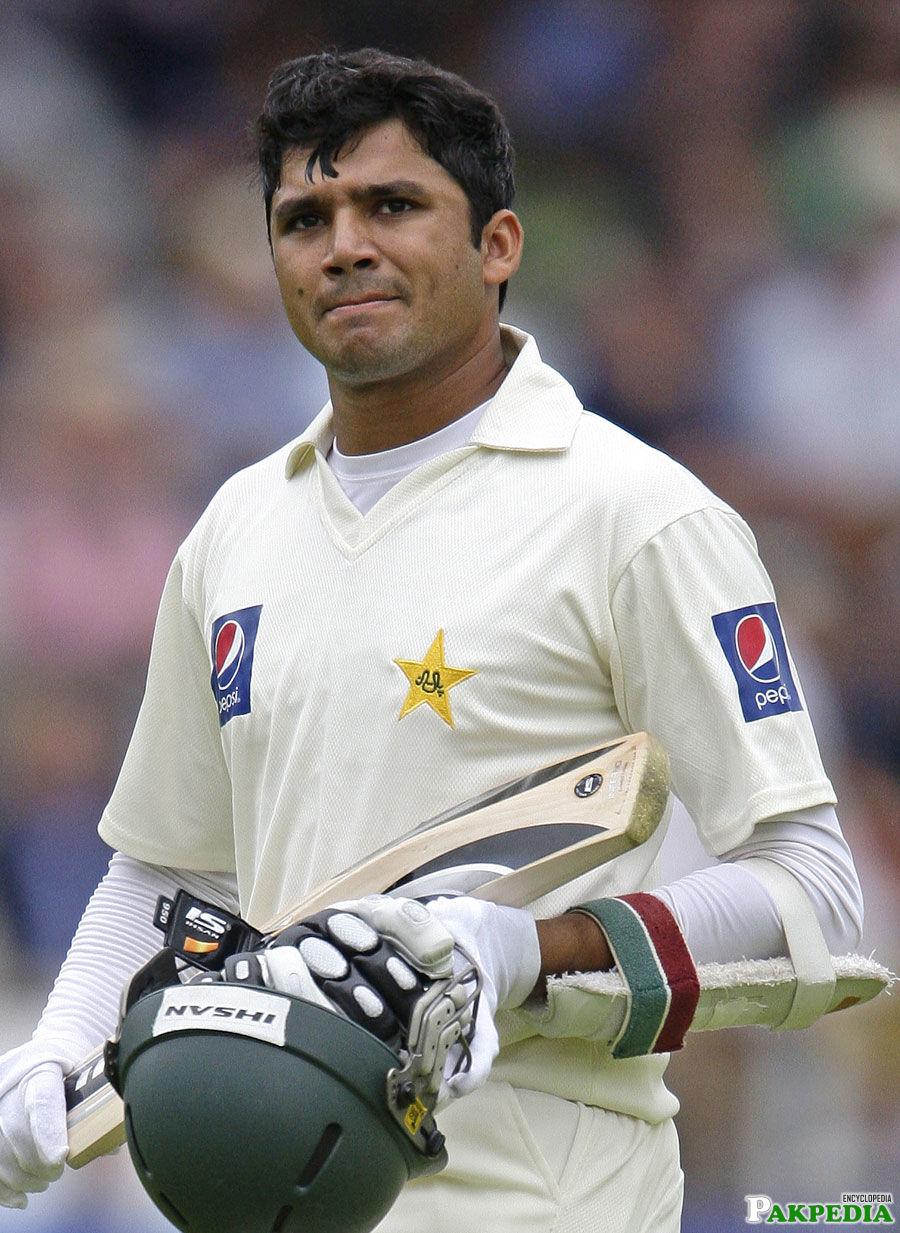 Azhar Ali Played Well