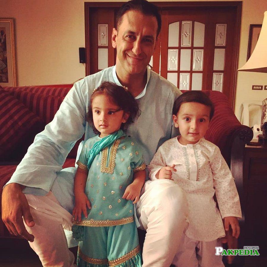 Adnan Jaffar Family