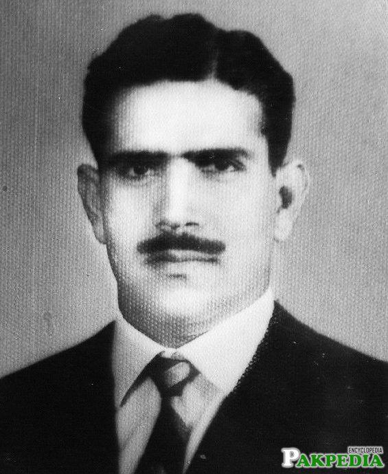 Sardar Sher Khan Mazari
