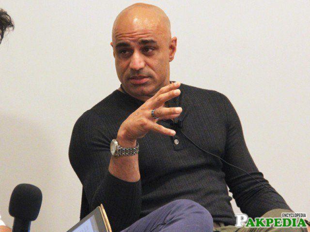 Faran Tahir on media talk