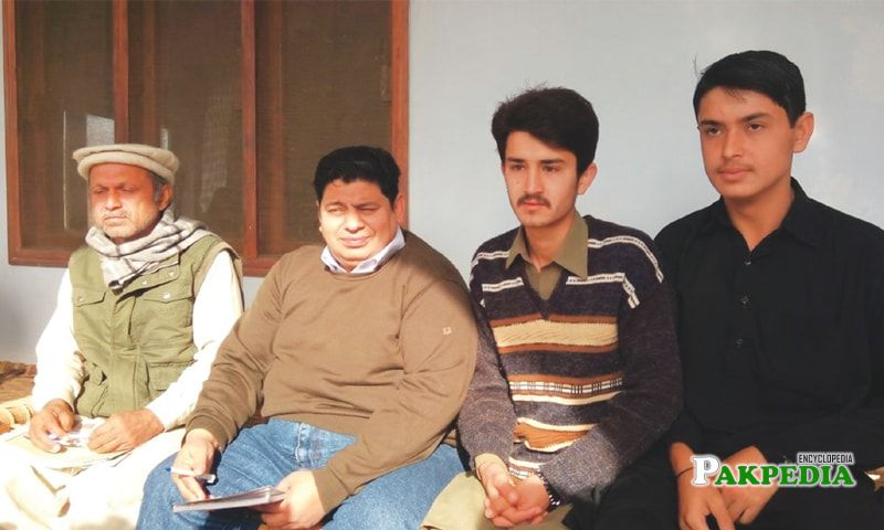 A Personal photo of Shahzad Rafiq