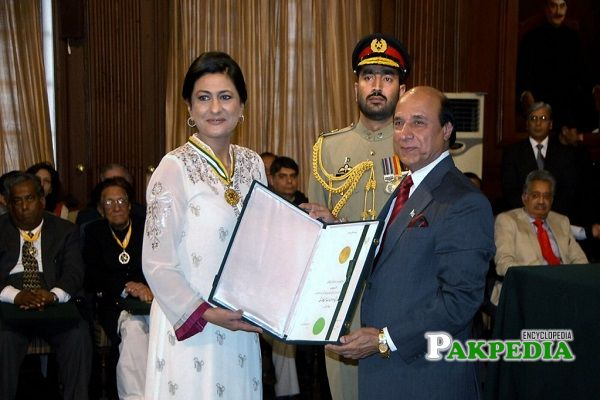 Saba Hameed Awards