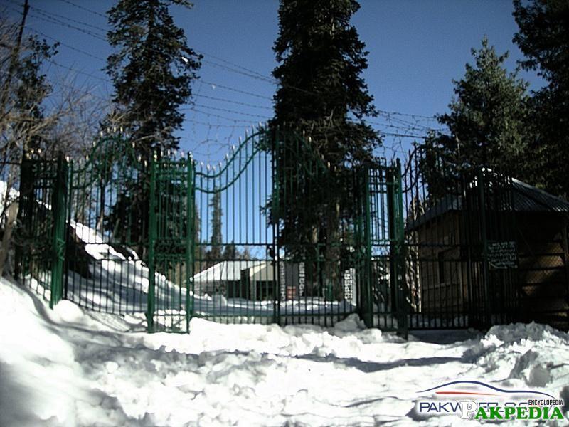 Ayubia Natinol park winter