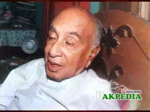 Ghulam Murtaza Syed was a Sindhi Politician