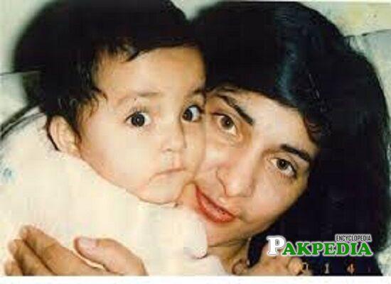 Arfa Karim Family