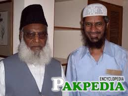 Dr Israr Ahmed With Dr Zakir Naik