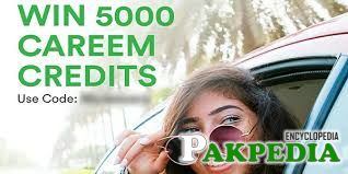 Get a Chance to Win 5000 Careem Credits