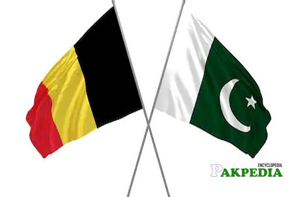 Pakistan Belgium Embassy