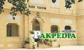 Radio Pakistan building