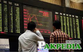 Pakistan Stock Exchange IN Lahore