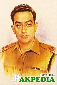 Raja Aziz Bhatti super hero
