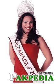 Crown of Miss canada 2003