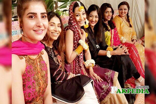 Rubya Chaudhry Family