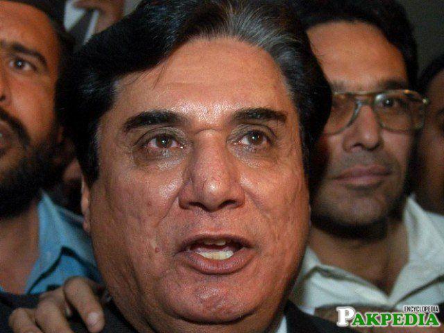 Justice Javaid Iqbal