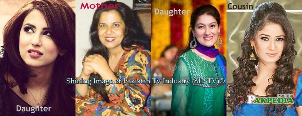 Family of actors