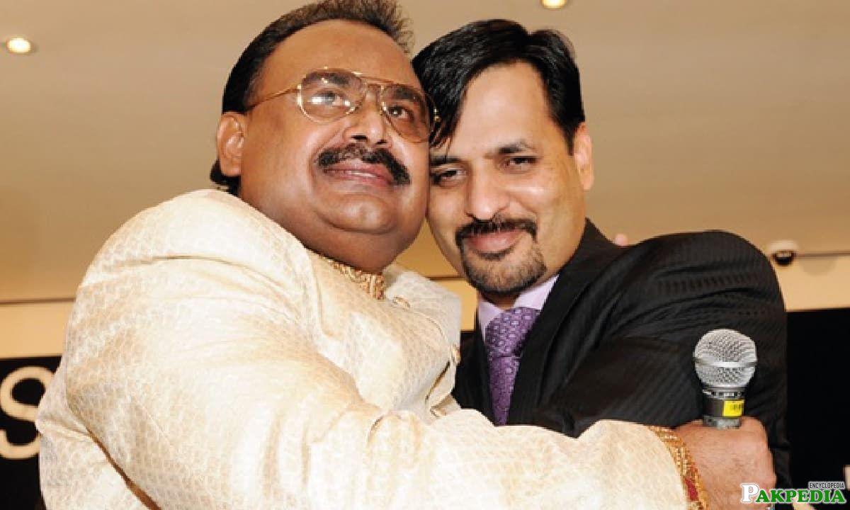 Altaf Hussain and Mustafa Kamal