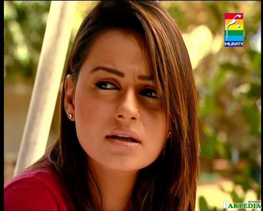 Javeria Abbasi HUM TV