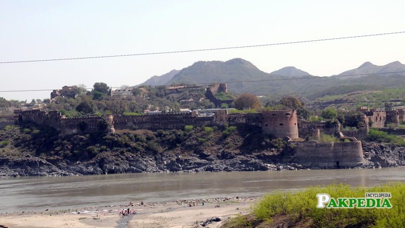 Attock Fort Historical Place in Pakistan