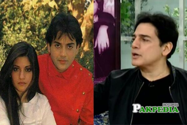 Nazia Hassan Brother