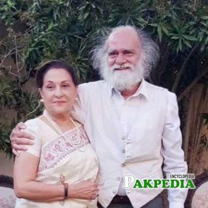Samina Ahmad Family