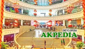 Most attractive mall in Karachi