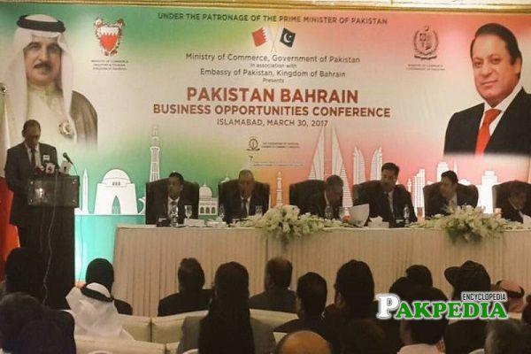 Pakistan Bahrain Trade